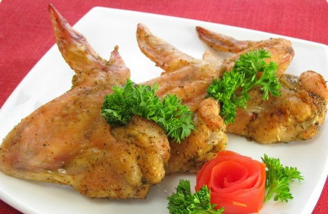 Куриные крылышки в духовке - пошаговый рецепт с фото