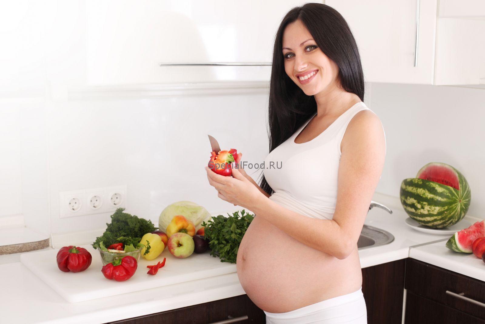 Пост во время беременности