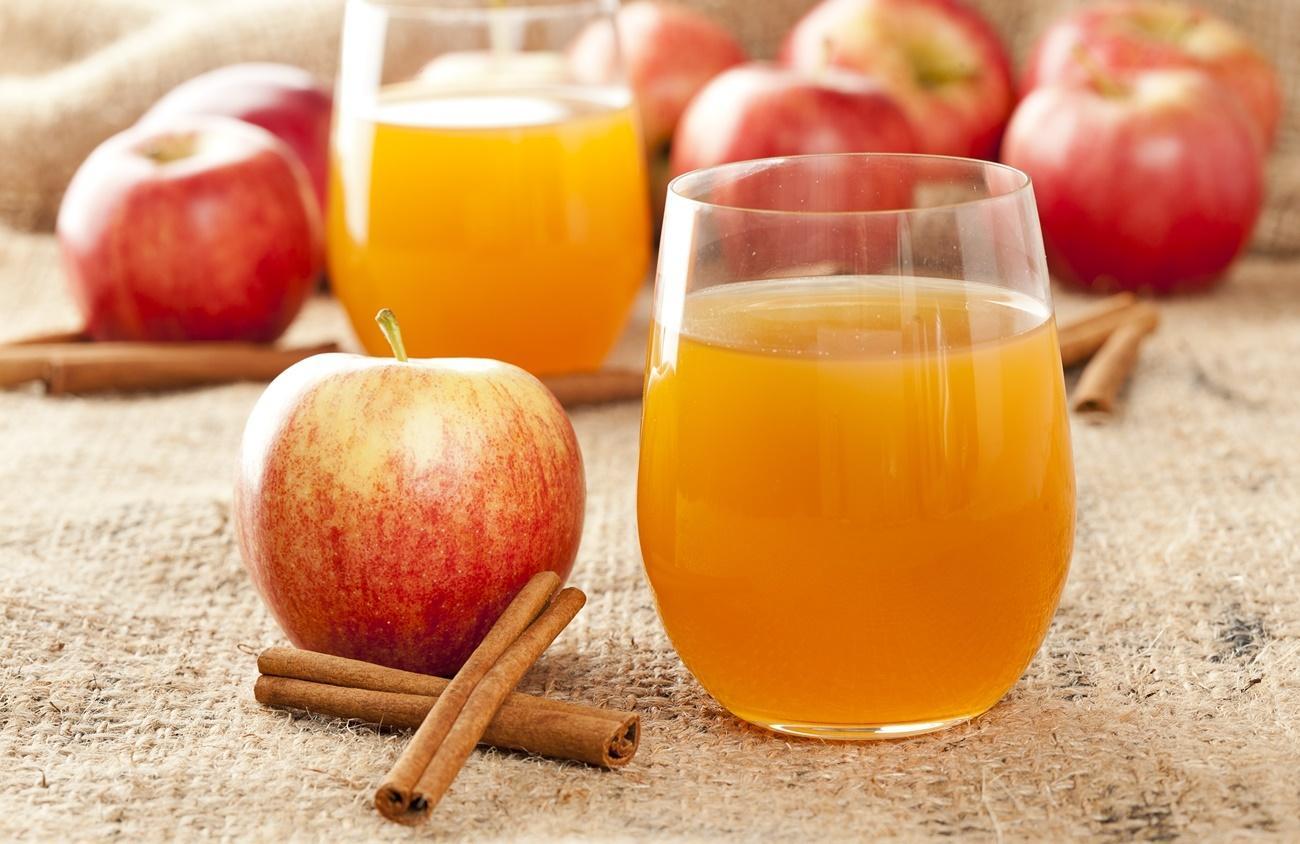 Напиток из яблочного уксуса