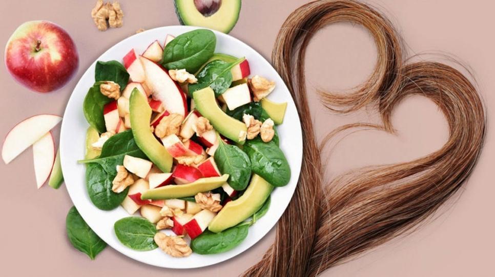 Продукты для густоты и укрепления волос