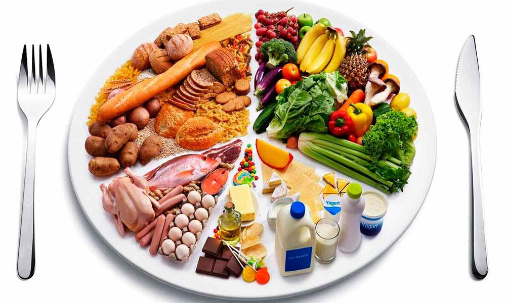 Сбалансированный рацион питания