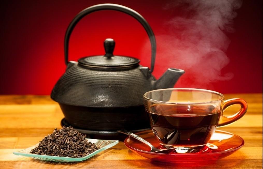 Заварить чай
