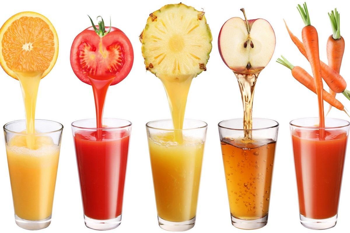 Польза свежевыжатого сока