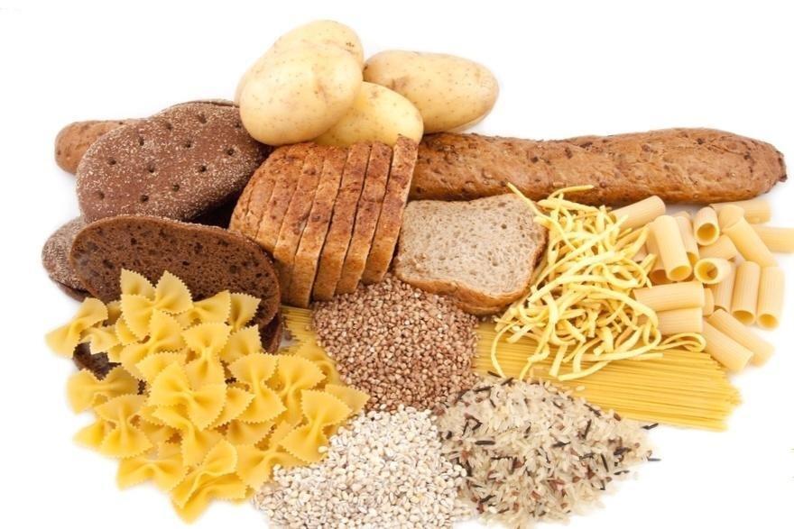 Углеводная пища1