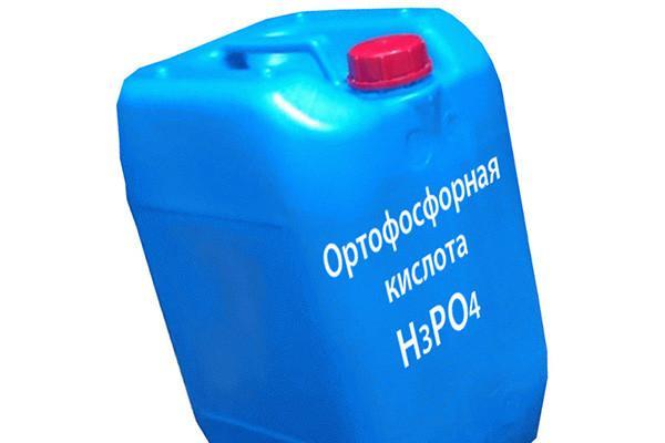 Ортофосфорная кислота Е338