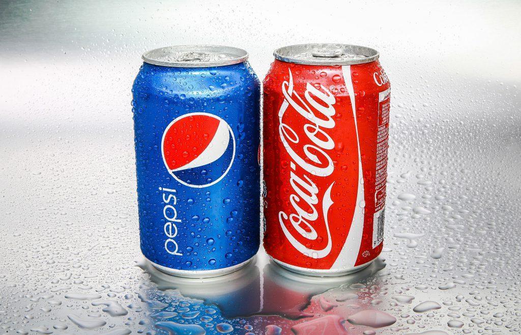 Отличие кока-колы от пепси