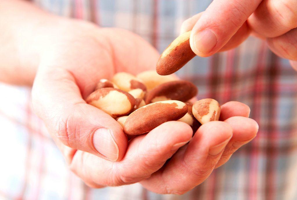 Польза бразильского ореха для мужчин