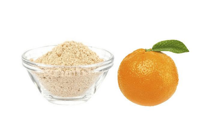 Пектин в цитрусовых