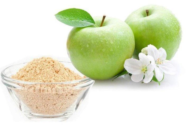 Пектин в яблоке