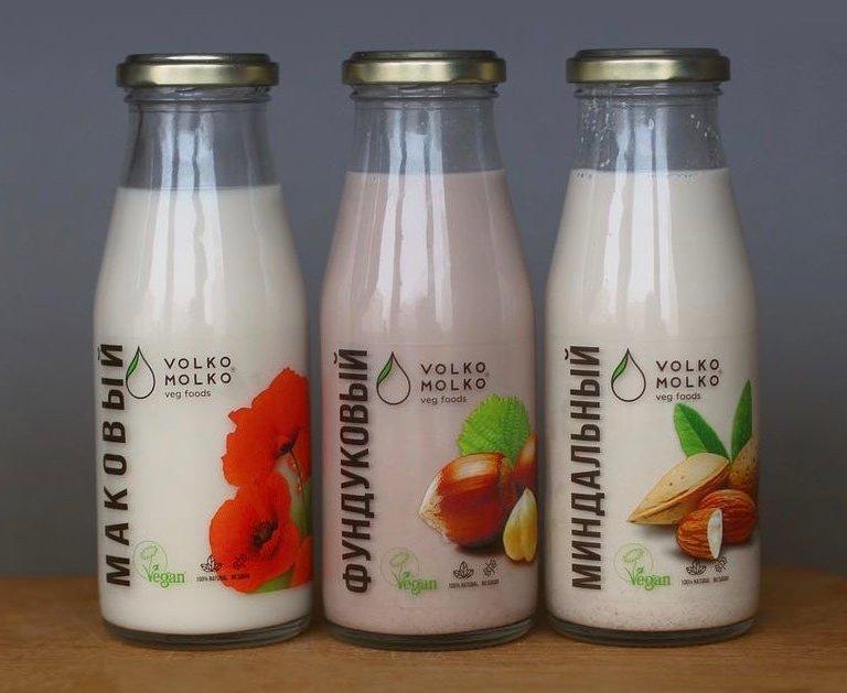 Веганское молоко