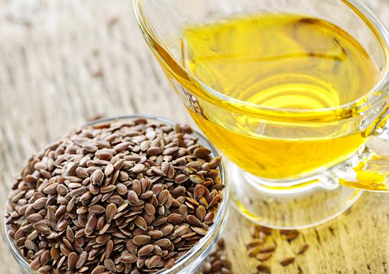 масло и семена