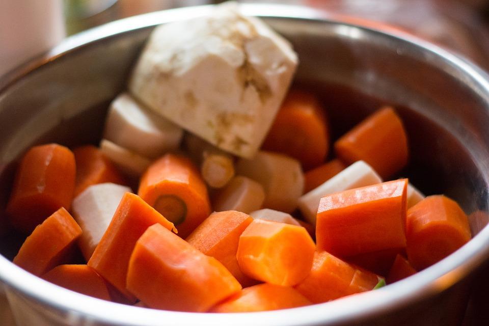 обрезки овощей