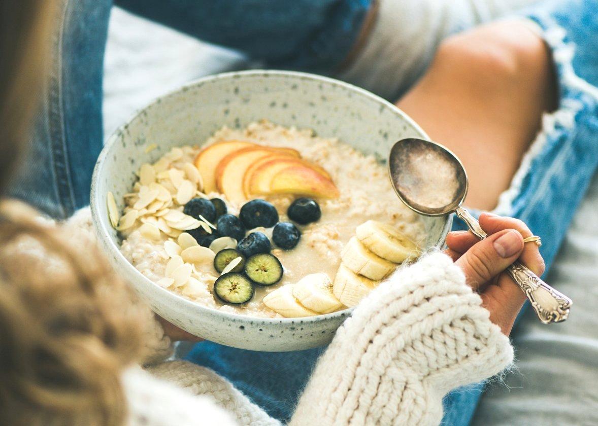 Как правильно питаться зимой