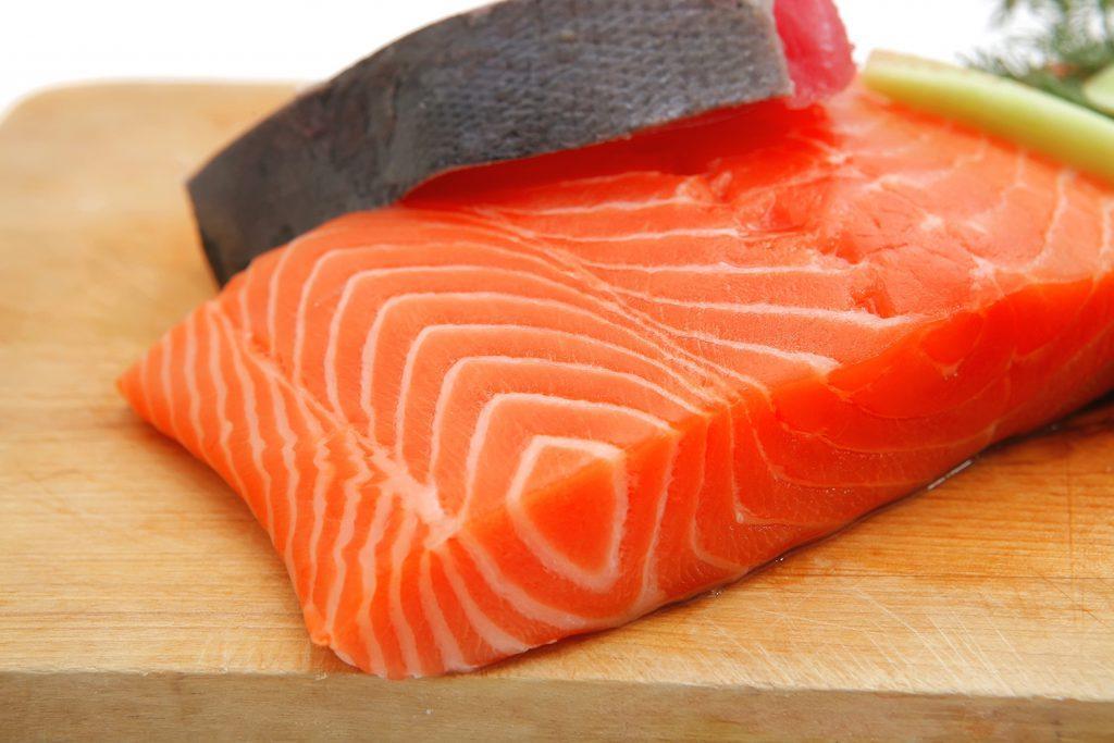 Красная рыба для суши и ролллов