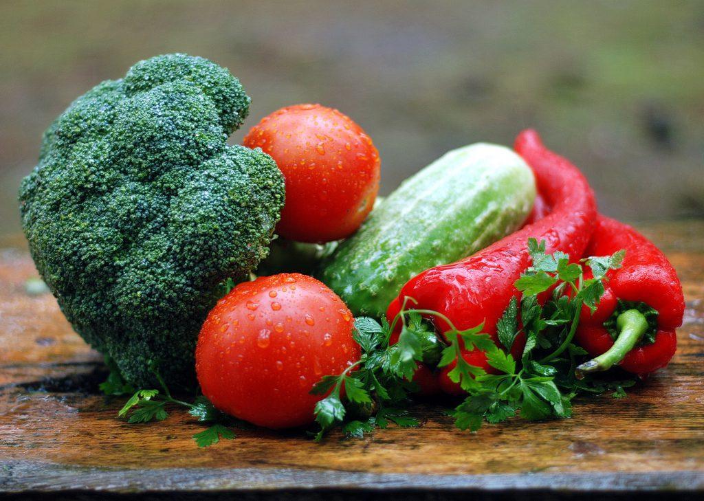 Овощи для смузи