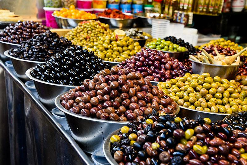 Сорта маслин и оливок