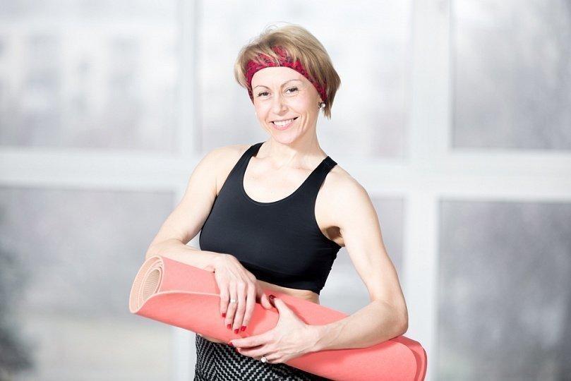 фитнес для женщин после 40