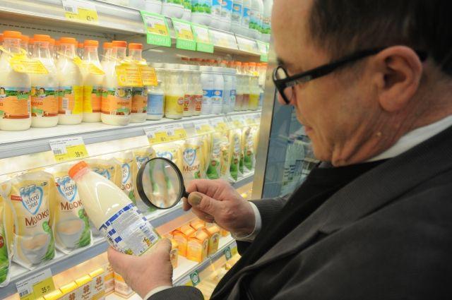 Растительное молоко в продаже