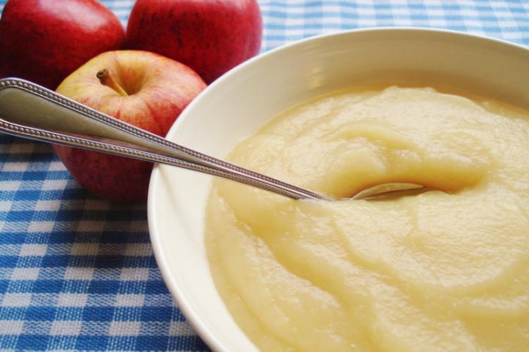 фруктовое пюре