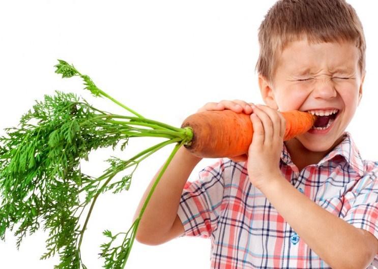 Диета для детей при излишнем весе
