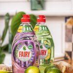 Fairy 100% бергамот и лаванда